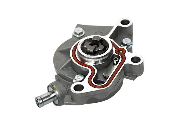 Vacuum Pump Braking System