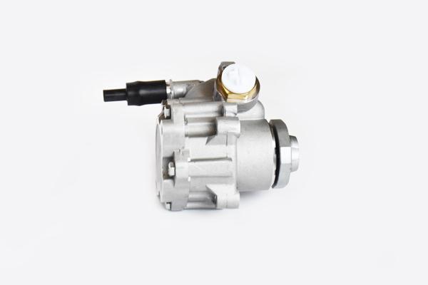 Hydraulic Pump; Steering System